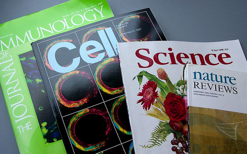 wissenschaftliche publikationen